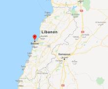 kaartje-Libanon