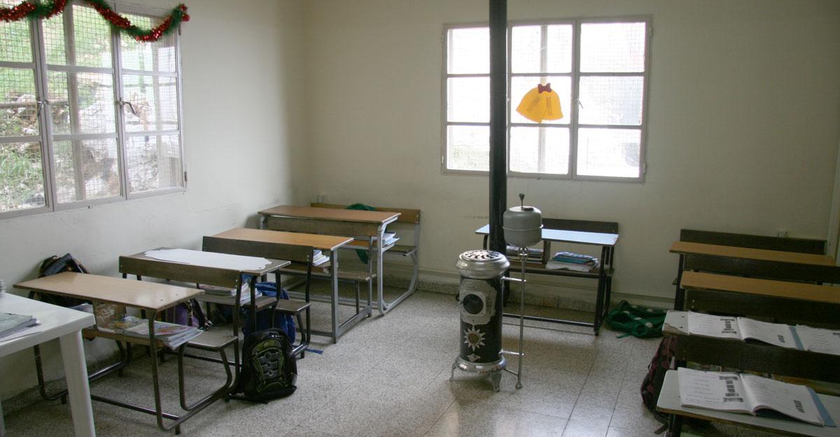 klaslokaaltje