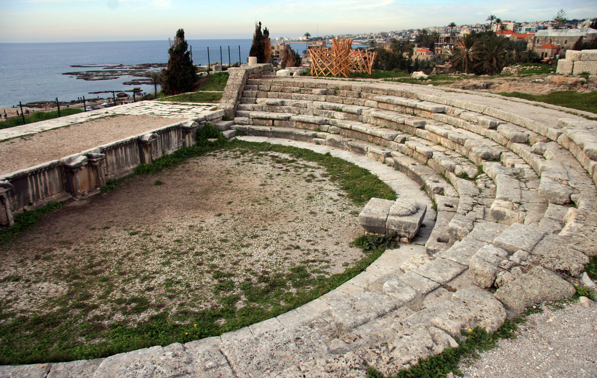 theater-opgraving-byblos